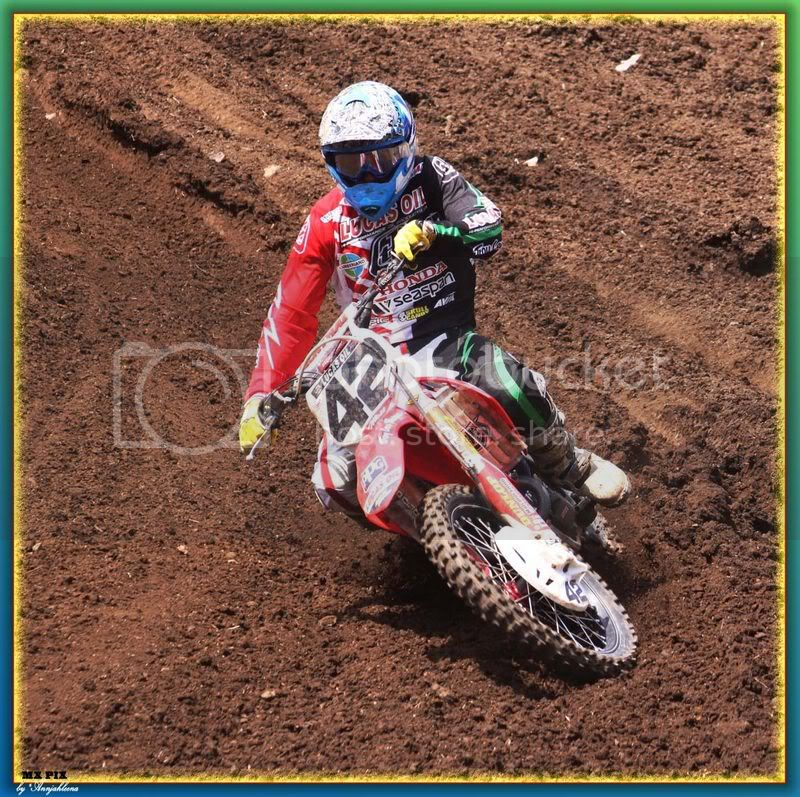 Washougal, Round 8 of the MX Nationals; My 450 Scribble - Photo 11 of 23